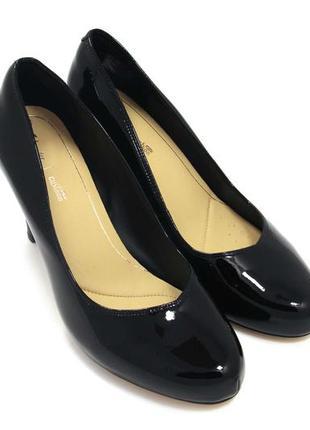 Женские туфли clarks 8034 / размер: 41
