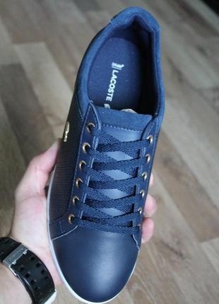Кросівки lacoste ray3 фото