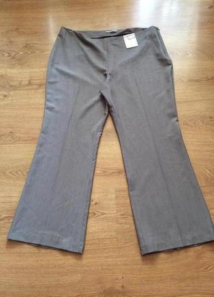 Стильные брюки классика / штани / m&s woman / 3 xl