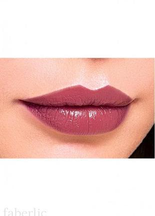 Помада-бальзам для губ #colormelt, тон «мечтательный сливовый» фаберлик41026 faberlic