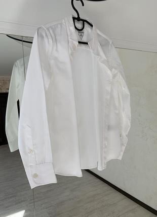 Чистый хлопок рубашка