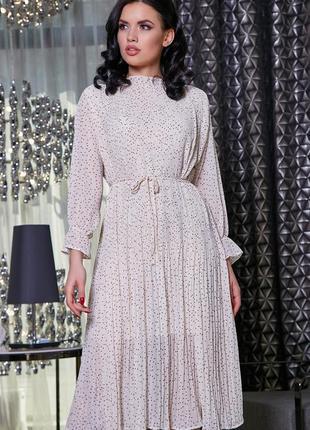 Винтажное платье seventeen