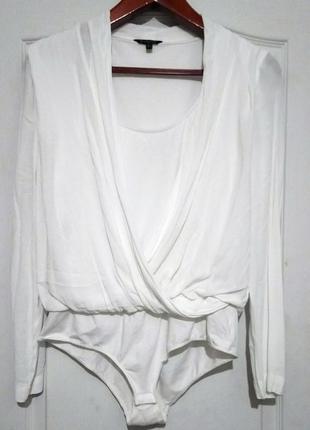 Блуза комбидресс . базовая.
