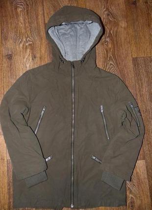 Демисезонная куртка. 12 лет