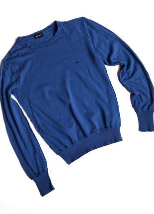 Хлопокрвый свитер diesel