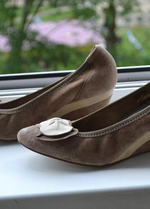 Красивые и комфортные туфли andiamo германия
