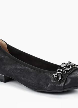 Туфли caprice германия, оригинал. натуральная кожа. 38-42