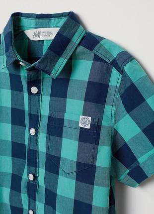Рубашка 2-3 года (98 см) 😍 195 грн  #petite_2_42 фото