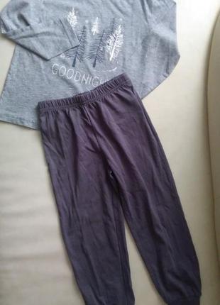 Пижама фирмы lupilu