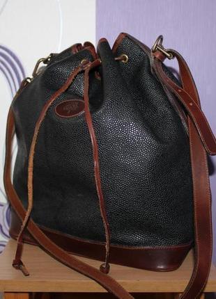 Стильная винтажная сумка mulberry номер англия