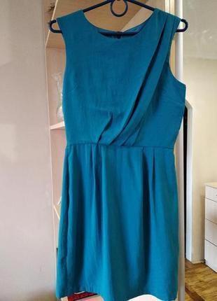 Два замечательных летних платья по цене одного для девочки 12-13 лет,р.42-44