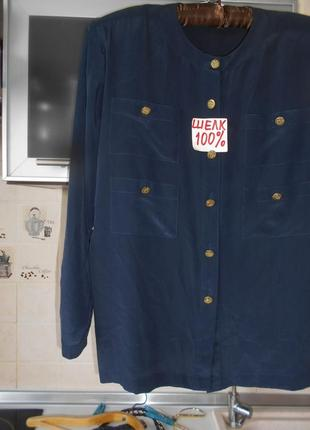 #modissa#шикарная шелковая блуза #рубашка # блузон#
