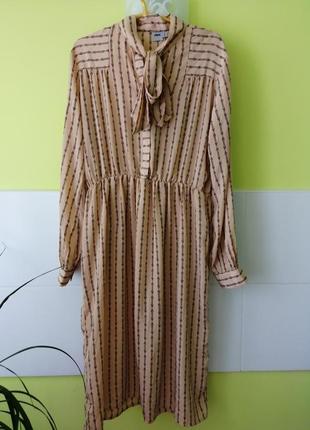 Миди платье рубашка от asos3 фото