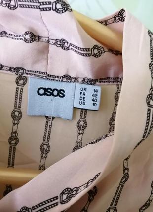 Миди платье рубашка от asos5 фото