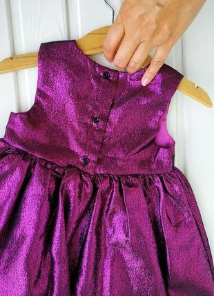 12-18 мес, платье нарядное,george4 фото
