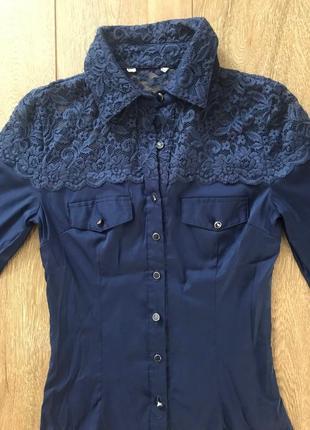 Ажурная рубаха