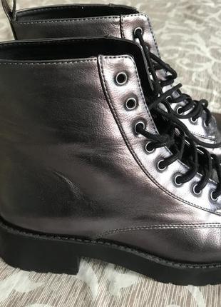 Ботинки боты h&m