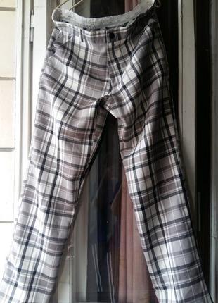 79b2a617abb4 Мужские штаны в клетку 2019 - купить недорого мужские вещи в ...