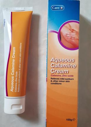 Aqueous calamine cream каламин крем