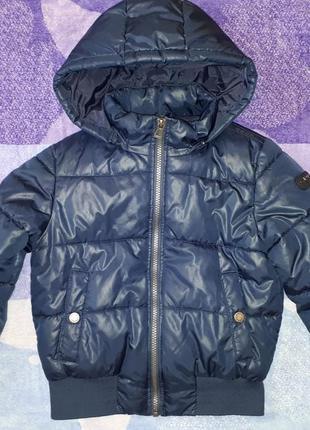Куртка демисезонная geox р. 116.