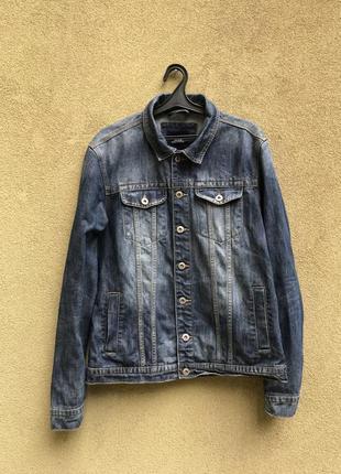 Джинсовая куртка clickhouse