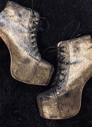 Ботинки jeffrey campbell lita