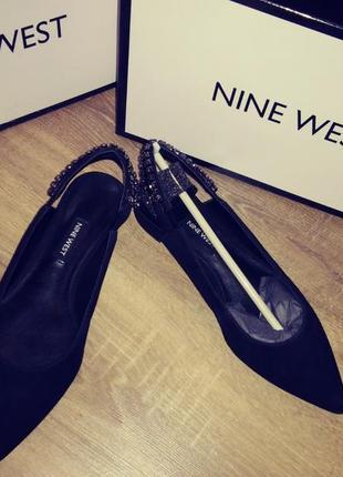 Сабо-туфли  nine west