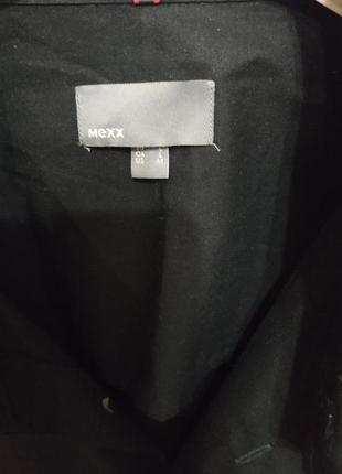 Шикарная рубашка мужская приталенная mexx индия коттон
