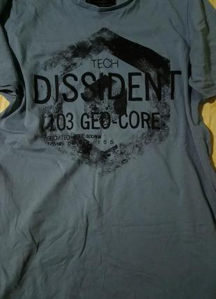 Футболка dissident