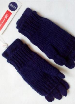 Теплые зимние перчатки 3в1 original marines