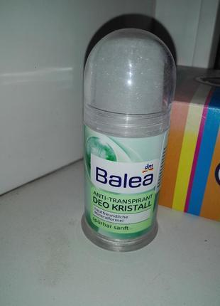 Солевые дезодоранты