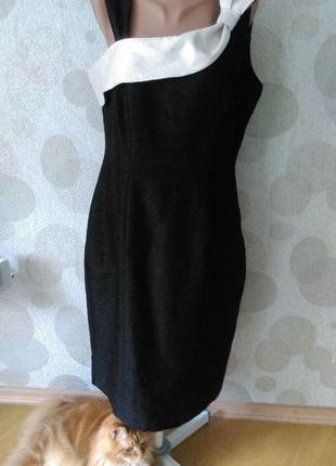 Вечернее платье    футляр миди   дизайнера   michaela louisa