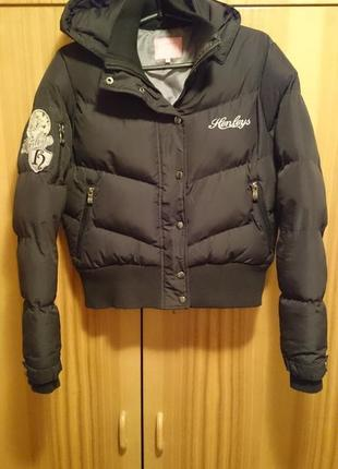 Женская куртка henleys (англия)