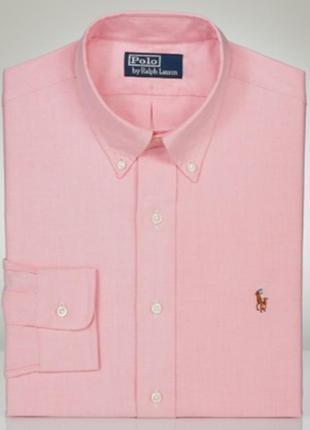 Ralph lauren шикарная брендовая рубашка - l - m