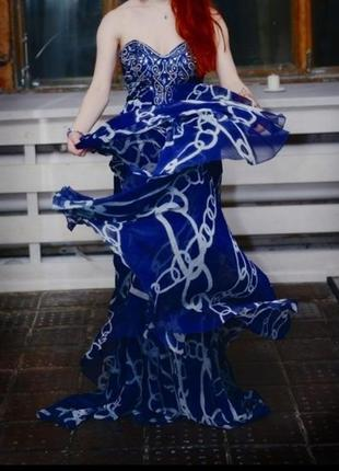 Вечернее/выпускное платье1 фото