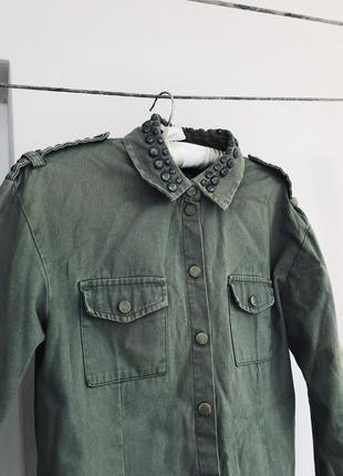 Рубашка-пиджак only