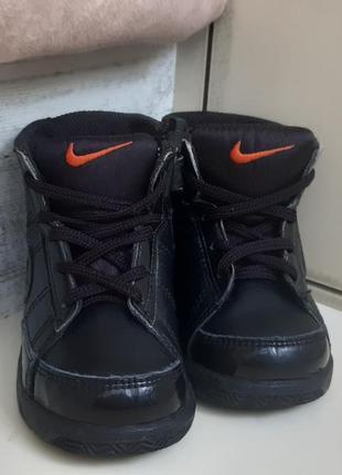Демисизонные ботиночки nike