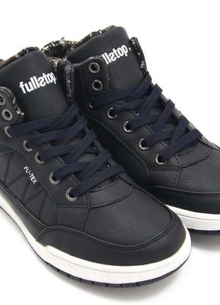 Ботинки для мальчиков fullstop 7023 / размер: 36