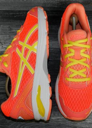 Asics gt 1000 ! оригинальные, яркие, легкие и удобные беговые кроссовки