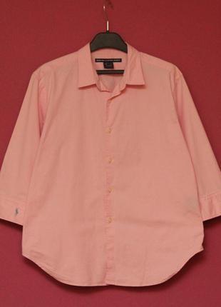 Polo ralph lauren рр xl блуза из хлопка