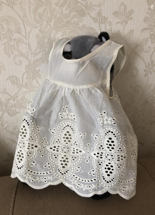 Платье-туника от anabel arto