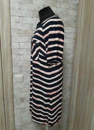 Лёгкое платье из вискозы4 фото
