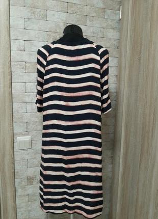 Лёгкое платье из вискозы6 фото