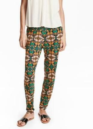 Штаны, брюки, алладины h&m