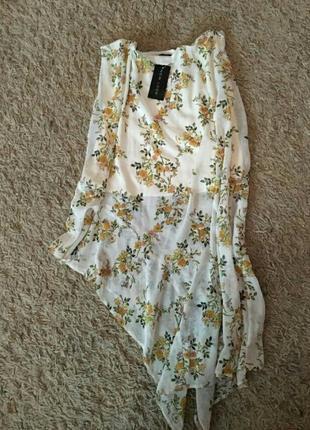 Солнечная юбка new look