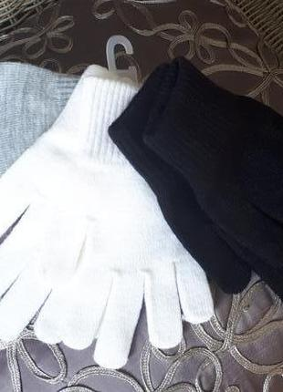 Набор комплект  перчаток c&a 128-152 см