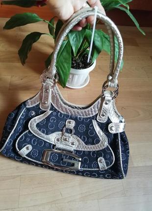 Брендовая сумочка, блестящая сумочка