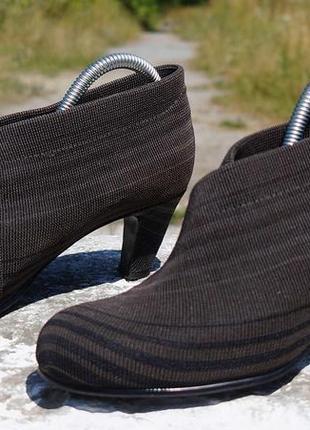 Шикарні жіночі черевички, ботильйони united nude