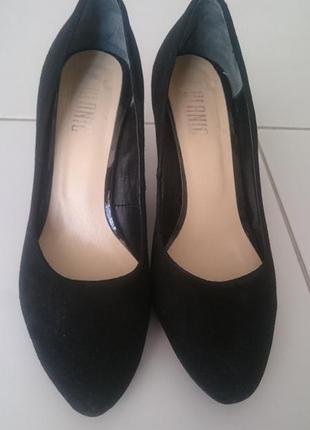 Класические туфли -лодочки