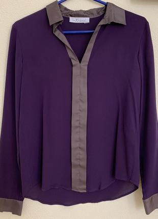 Intrend шелкова блуза